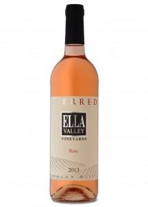יקב עמק האלה יין רוזה המחיר 55 שח  צלם אייל קרן (1)