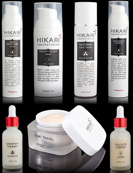 Лаборатория HIKARI: праздничные скидки на космецевтику, заменяющую инъекции