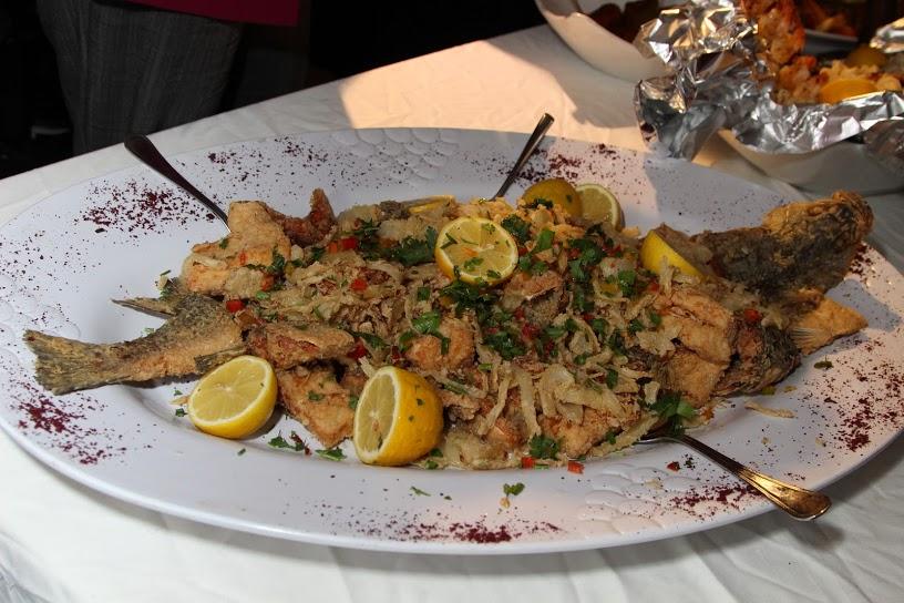За вкусной рыбкой — в Герцелию