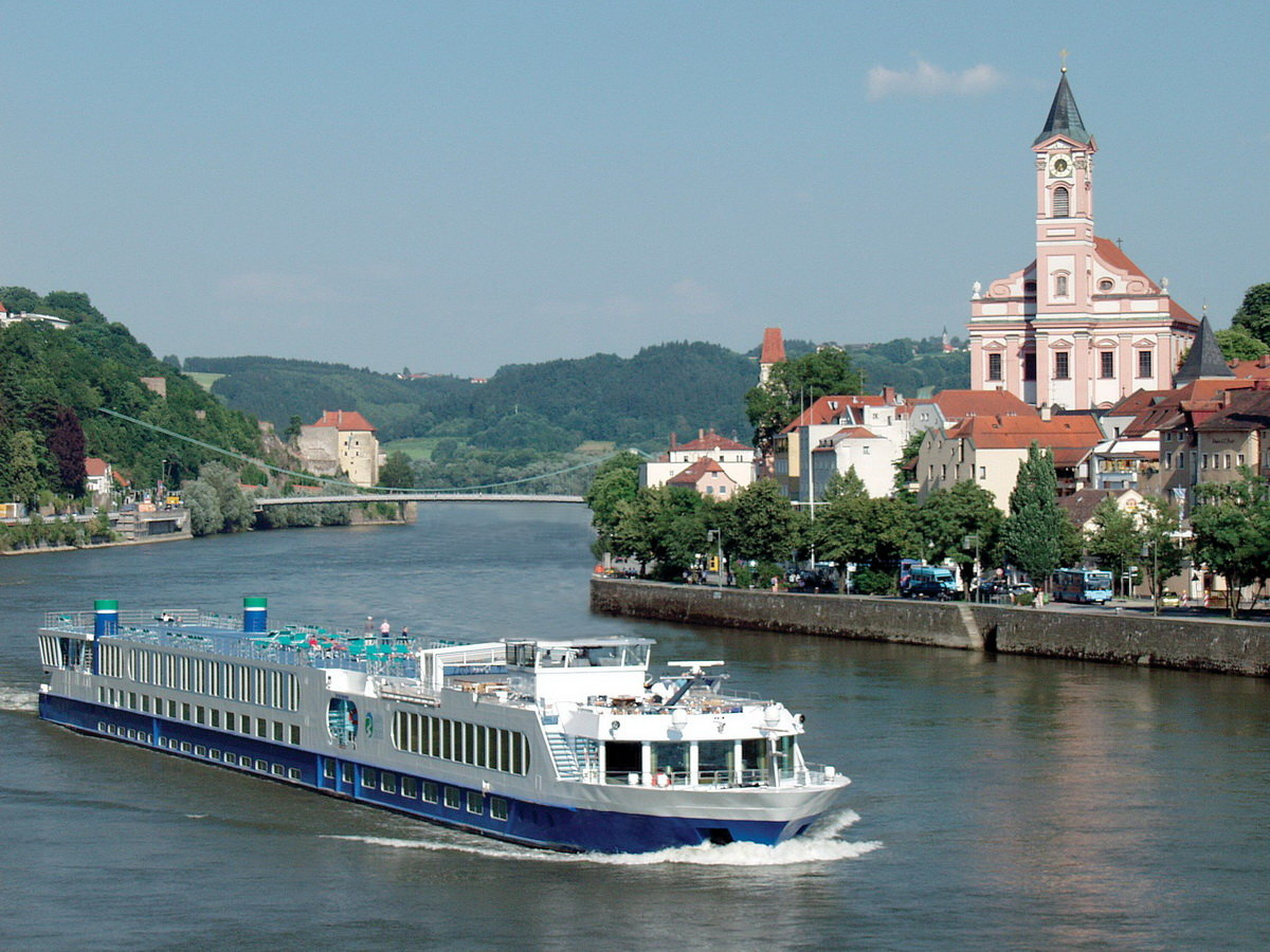 Голубые реки Европы