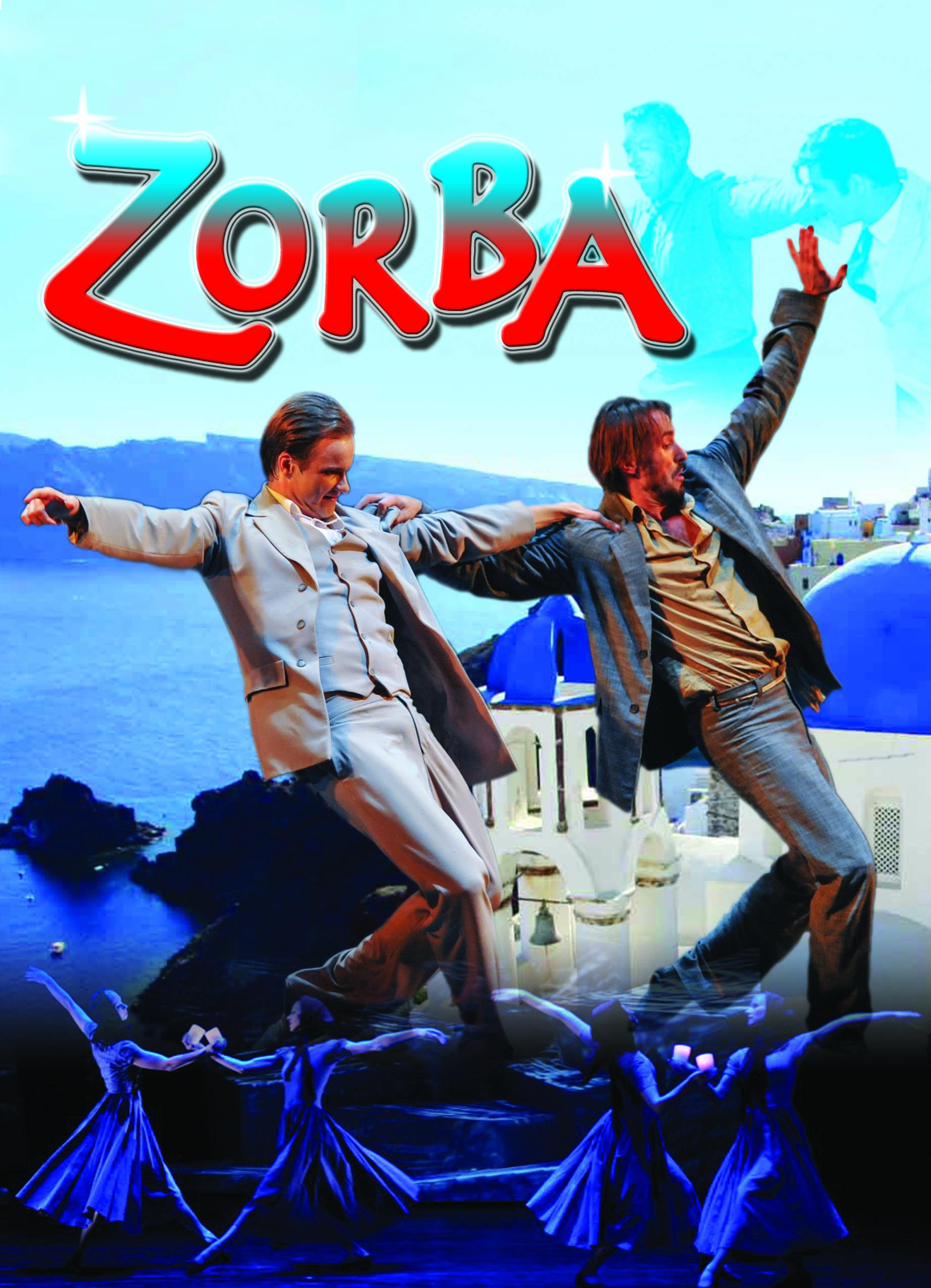 «Грек Зорба» на балетной сцене – знаменитый сиртаки, знаменитая музыка и знаменитый сюжет
