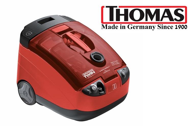 Новая модель пылесоса Thomas Helper