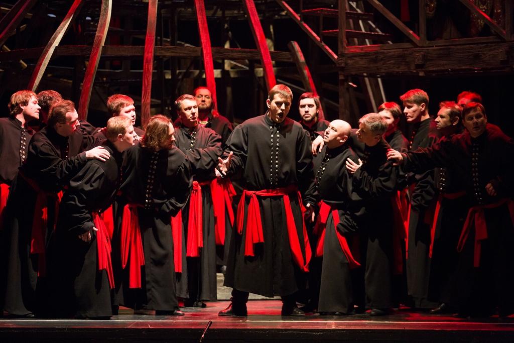 Приворотное оперное зелье из Москвы – шедевр русской классической музыки в любовном триллере