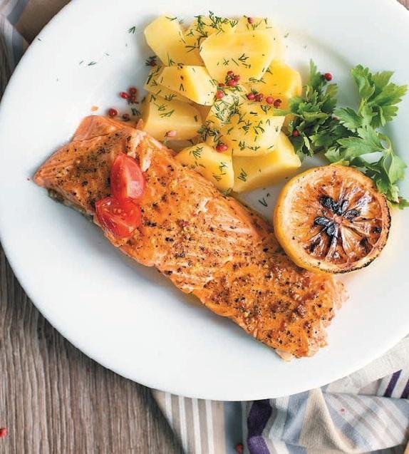 Не хлебом единым… – кошерное меню на неделю от Redmond