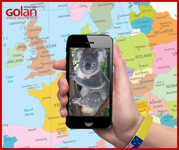 """Гонки на мобильных телефонах: компания """"Golan Telecom"""""""