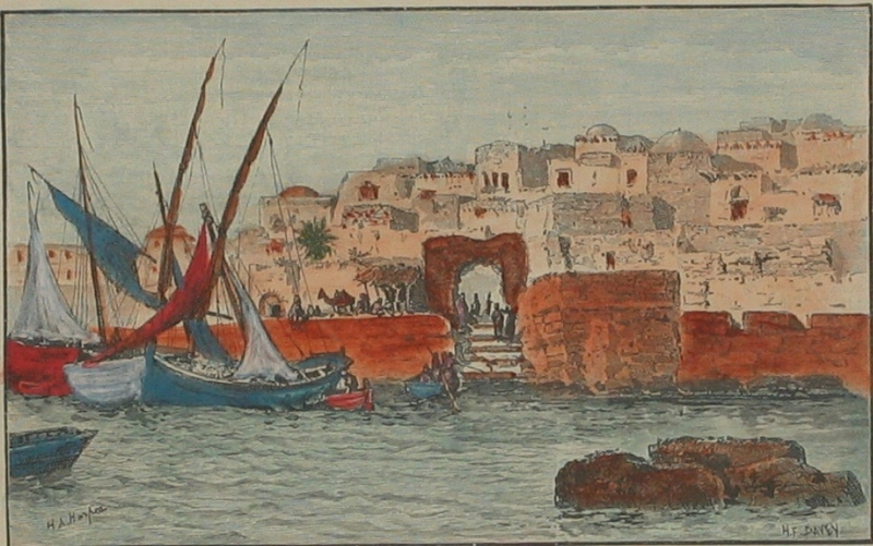 Jaffa in the Printmaker's Art - 17th-19th Centuries (4)