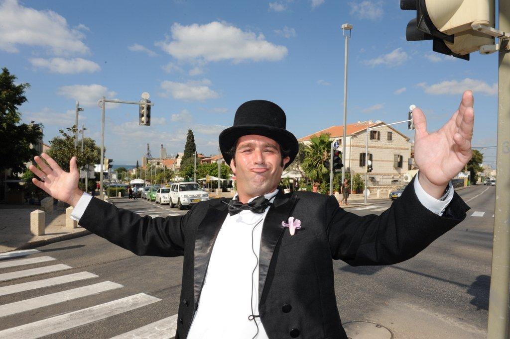 Pesah v Haife - Festival detskih teatrov i dr2