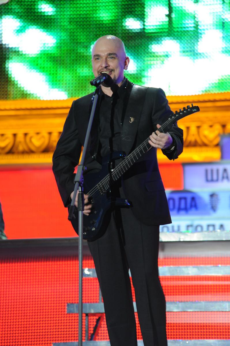 Сергей Трофимов: «Музыка – это семейный диагноз!»