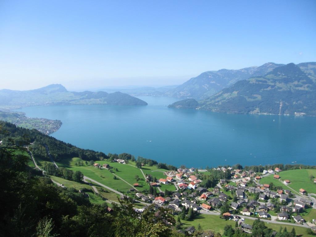 Незабываемые путешествия по весенней Швейцарии!