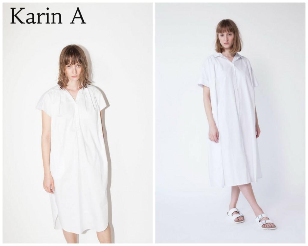 Платья дизайнера Karin A