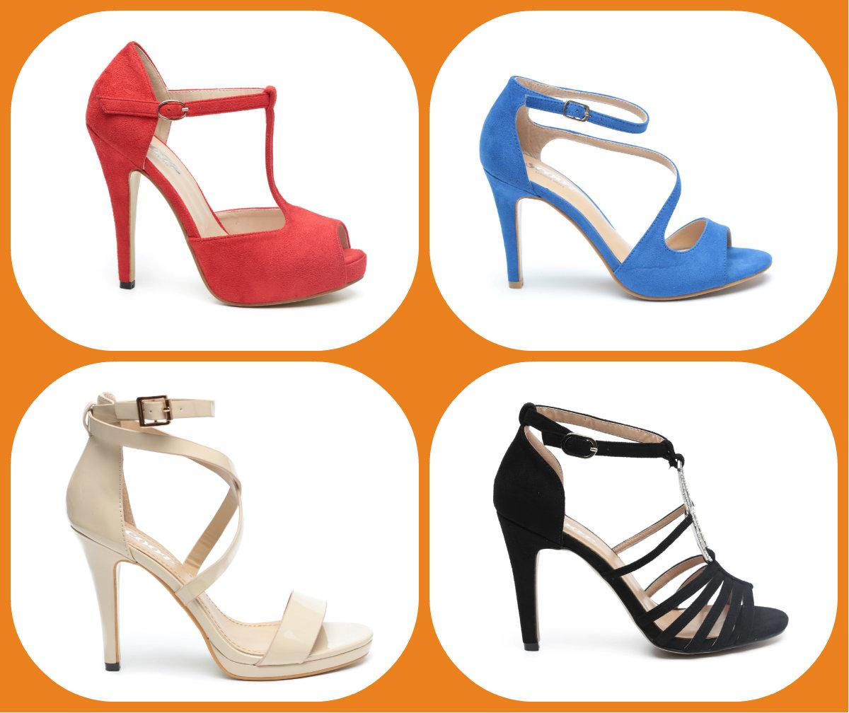 «Scoop»: коллекция вечерней обуви к Выпускному балу