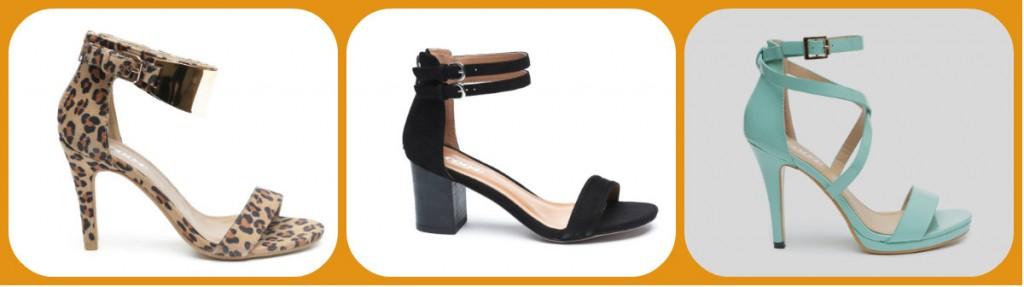 коллекция вечерней обуви к Выпускному балу