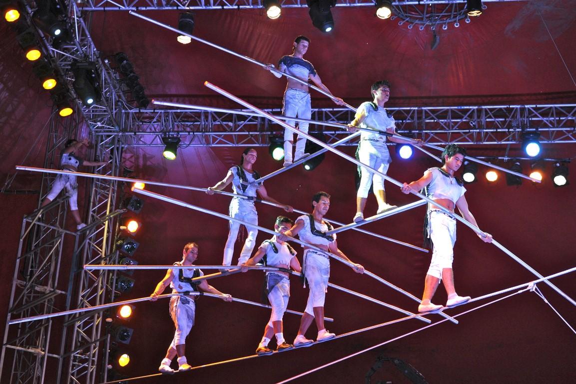Цирк «Медрано» – в Иерусалиме