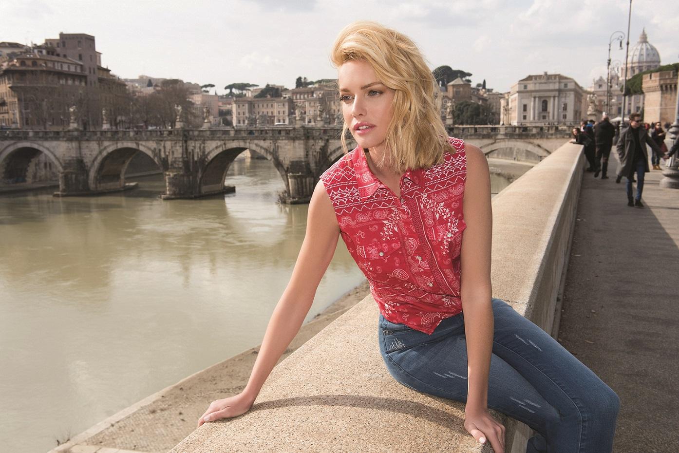Crazy Line в Риме, или Жизнь как праздник