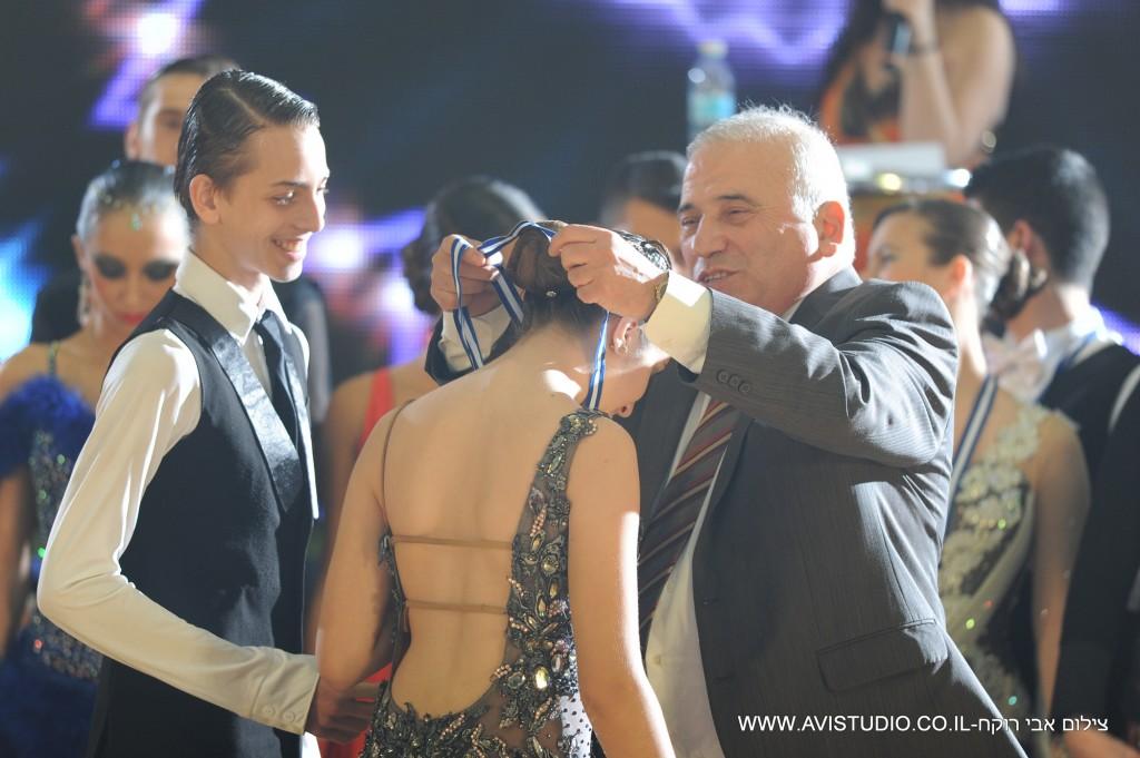 Grazia - Galina Shustin - interview - pobediteli