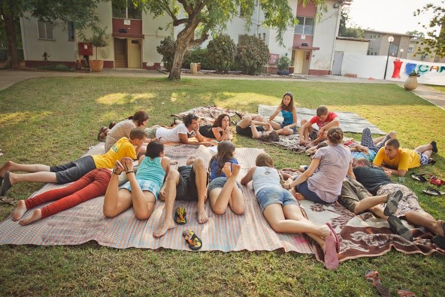 IsraCampus: детское счастье – быть собой