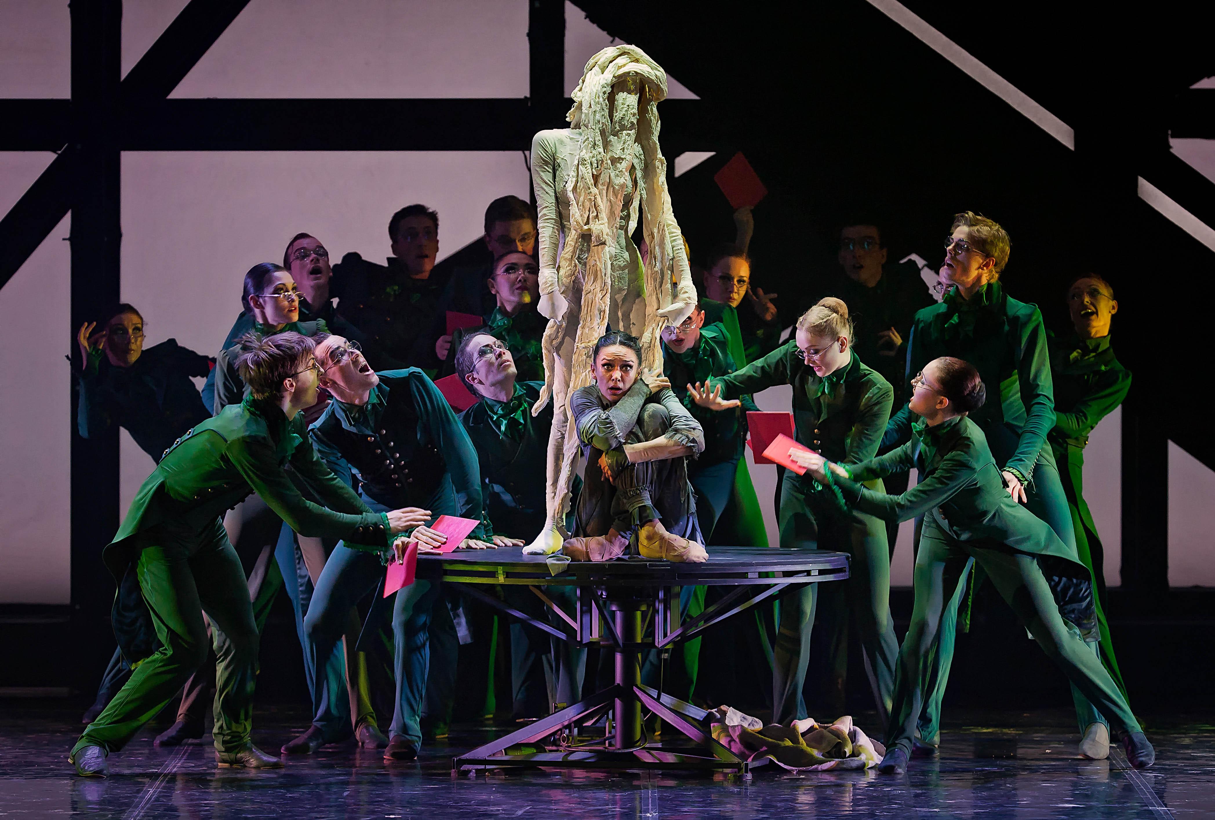 Борис Эйфман на балетных качелях судьбы