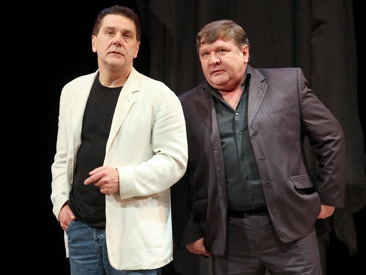 Роман Мадянов: театр – моё первое любимое занятие