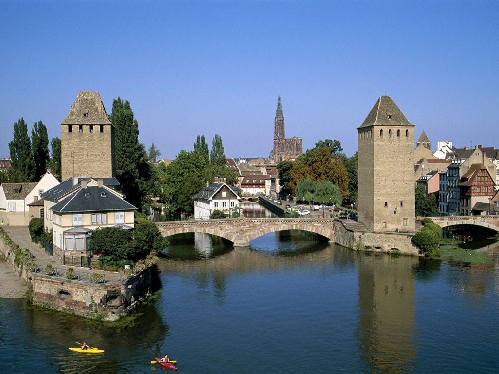 Круиз по Рейну – настоящая ландшафтотерапия!