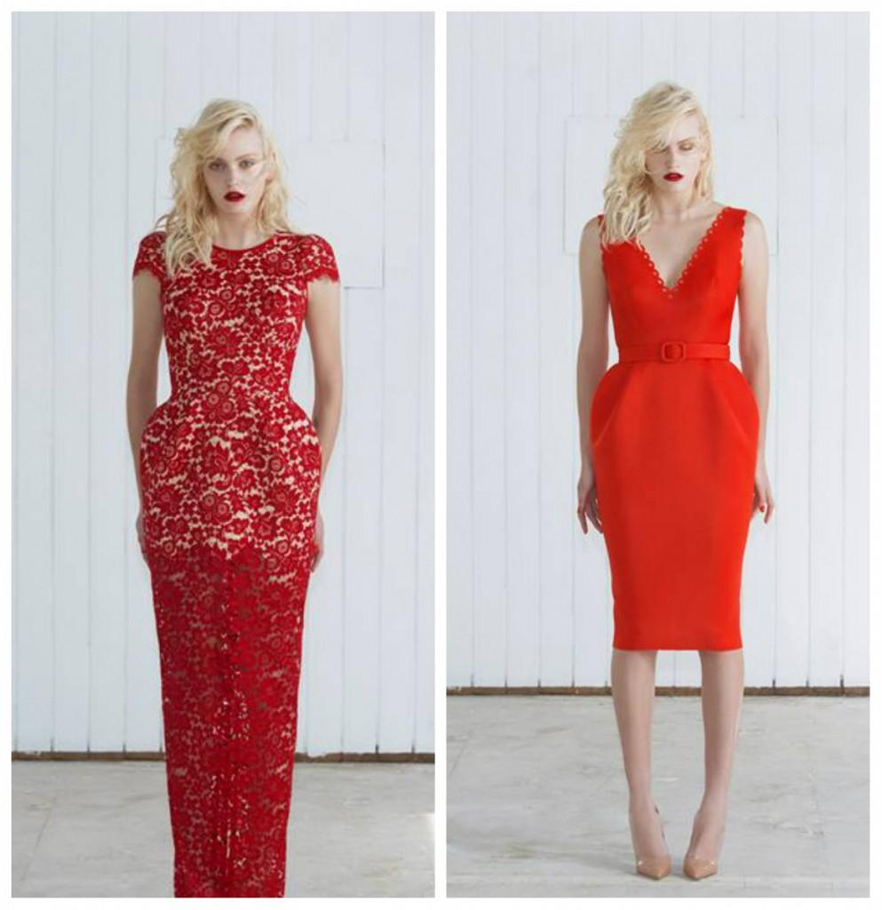 Платья дизайнера Gadi Elimelech