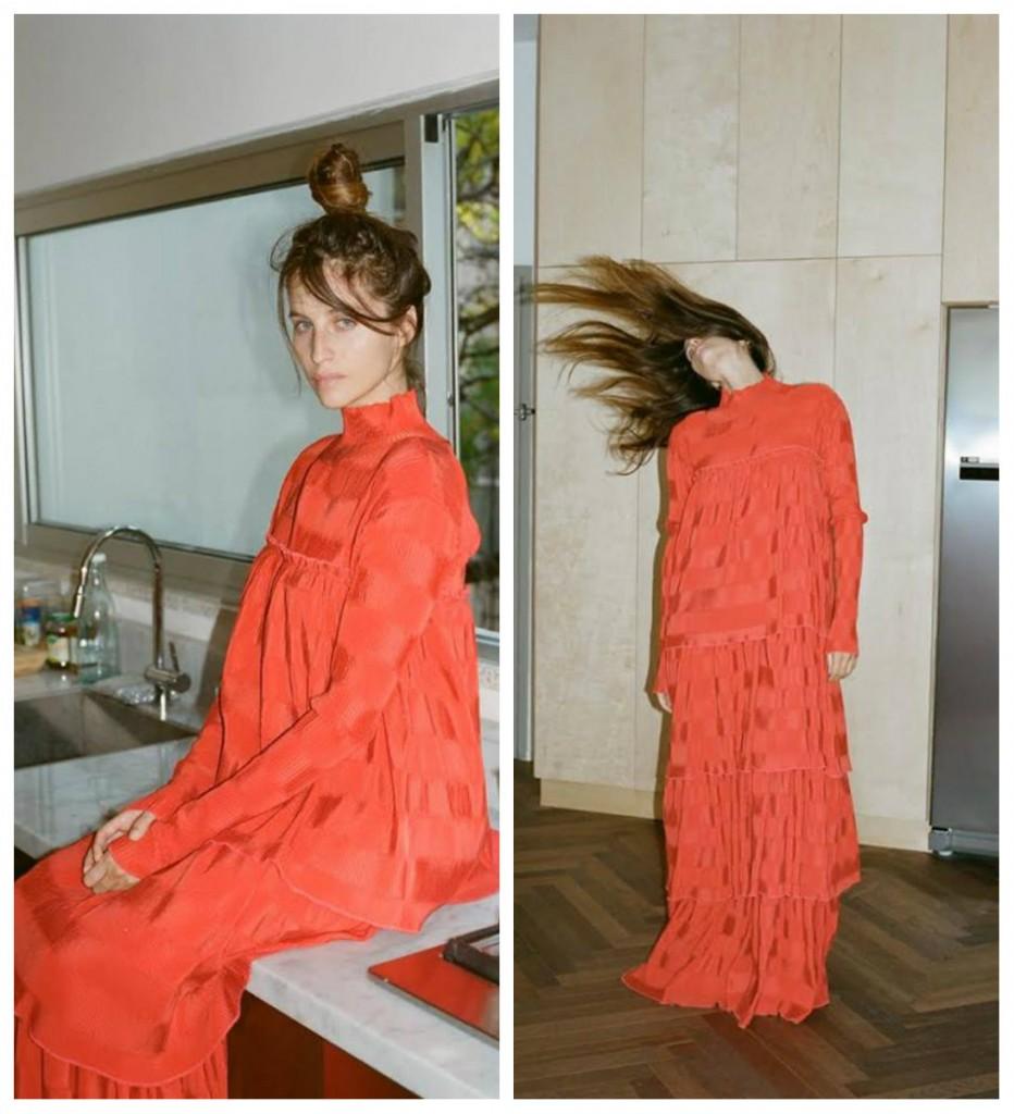 Платья дизайнера Idan Laros
