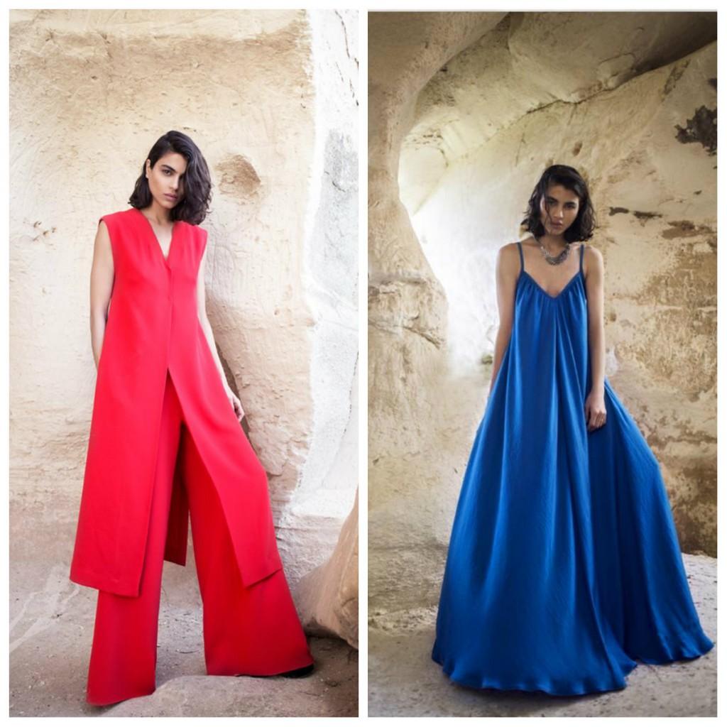 Платья дизайнера Sharon Sharvit