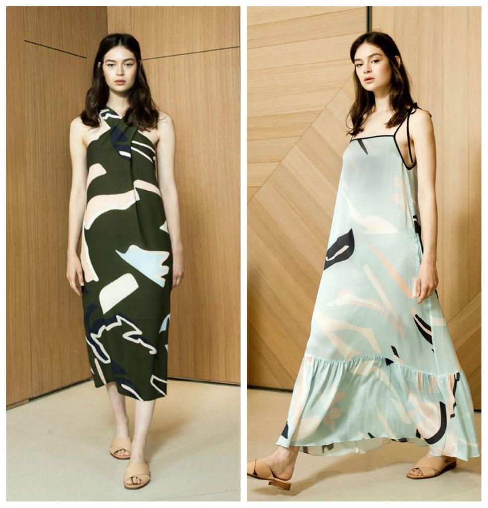 Платья дизайнера TRES