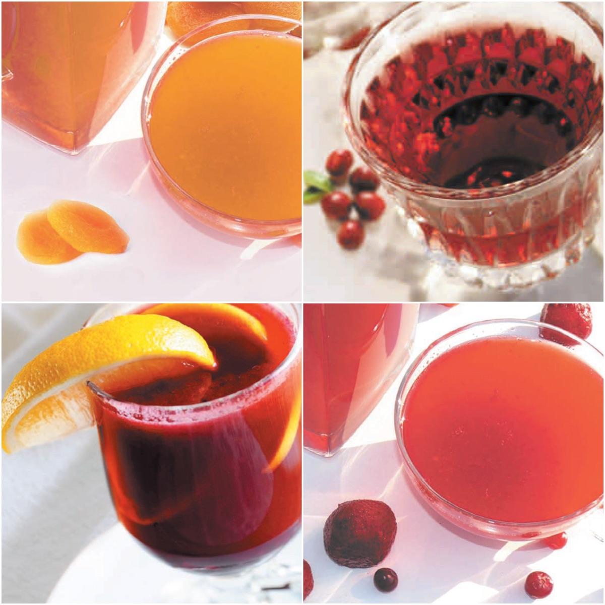 Летние витаминные напитки: готовим с мультиваркой Redmond