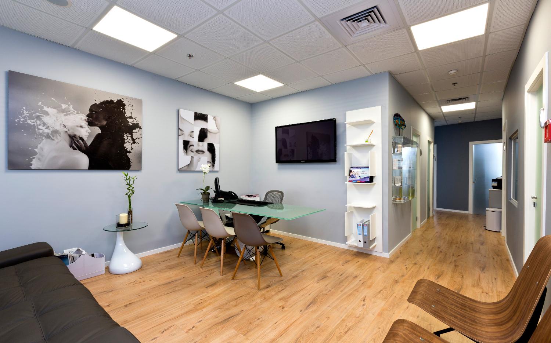 Адрес красоты в Тель-Авиве:клиника Моники Эльман в элитном комплексе высоток