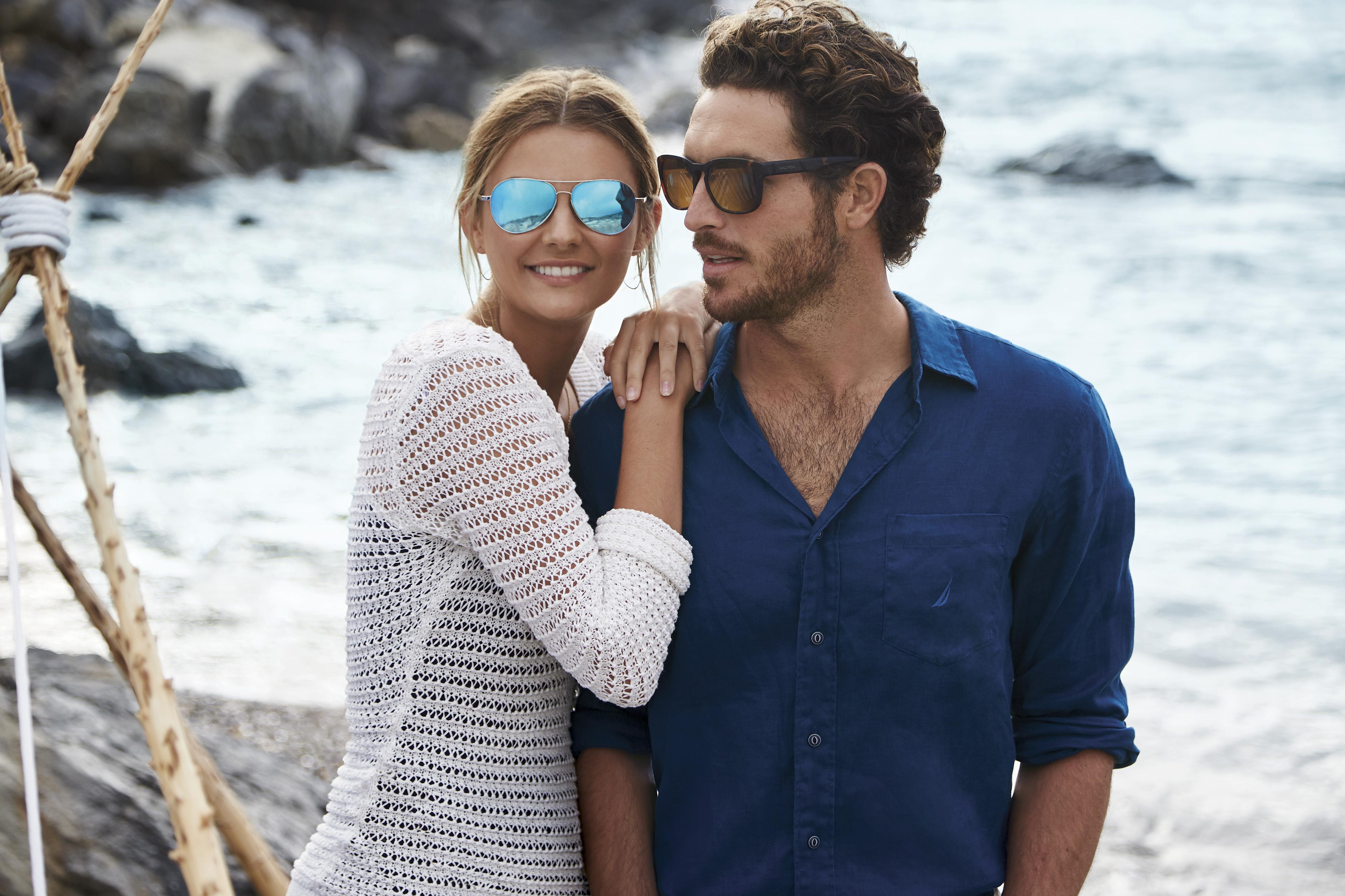 Очки «Nautica» – всегда модные солнечные очки