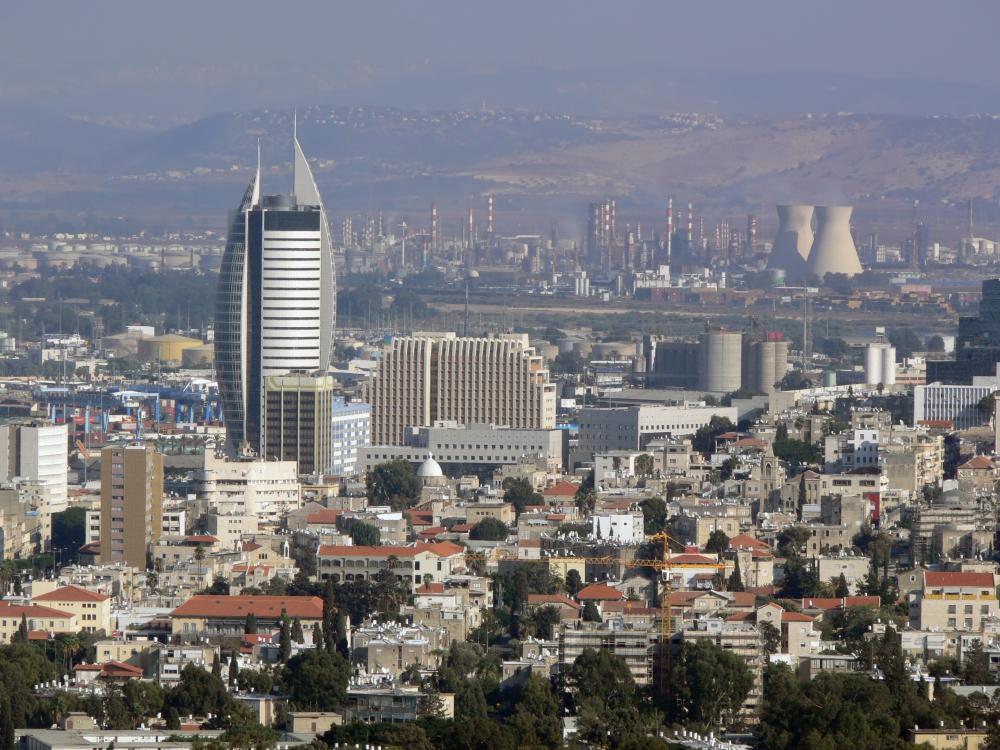 Хайфа: борьба за экологию продолжается