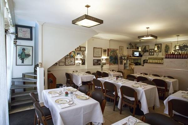 На ужин как в музей: «Шмулик Коэн» – ресторан с историей