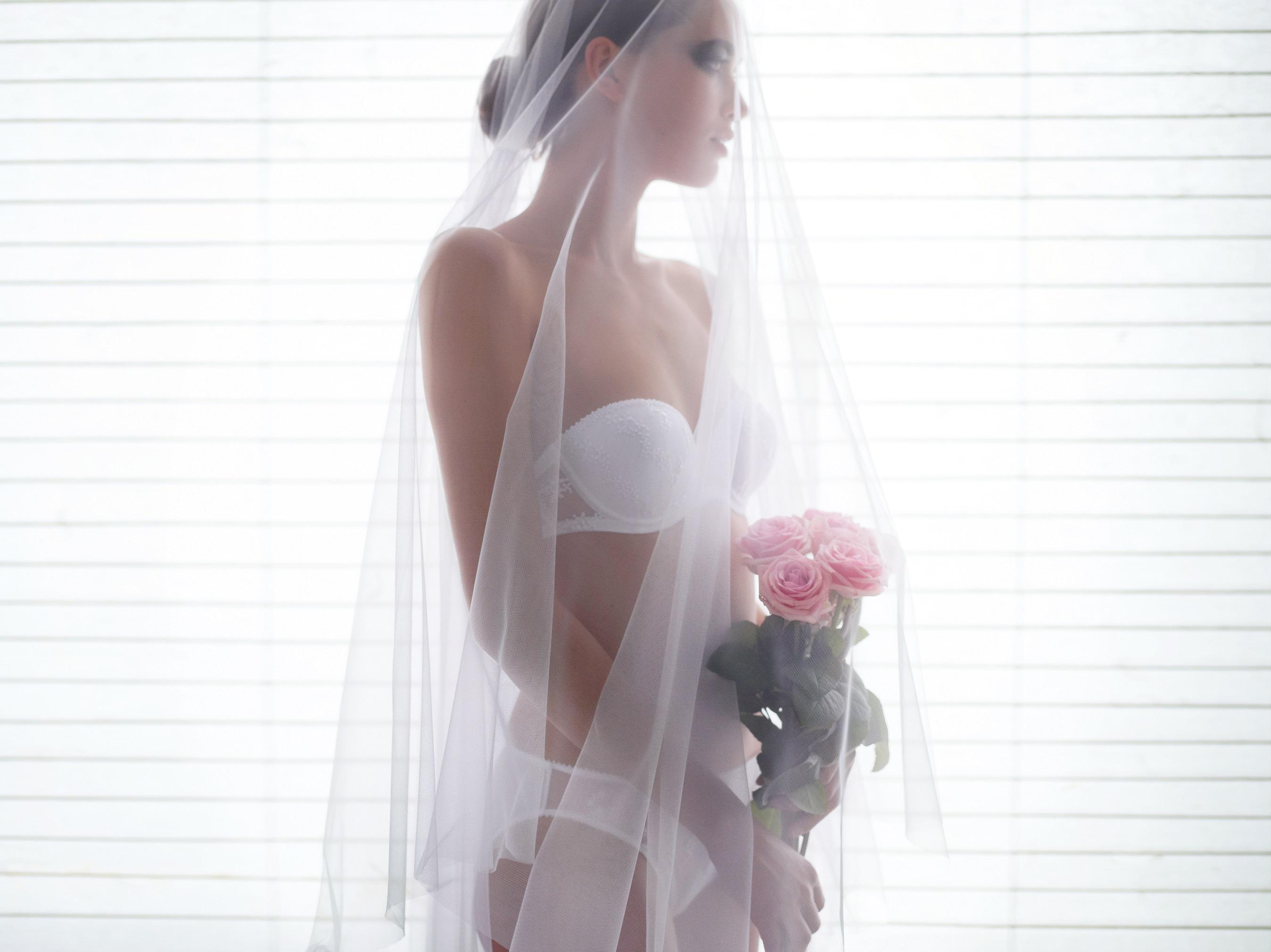 """Белье для невесты. Jack Kuba приглашает на """"белый вальс"""""""