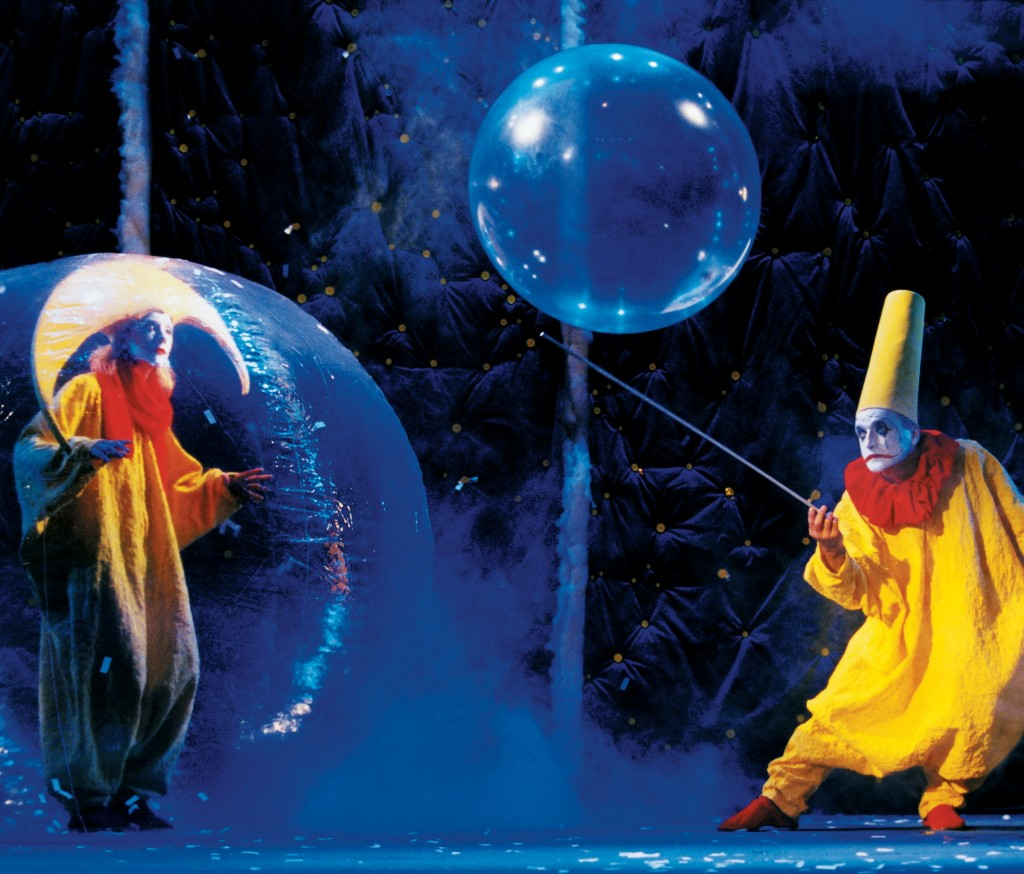 Moon Clown in Ball (P.Augie)+