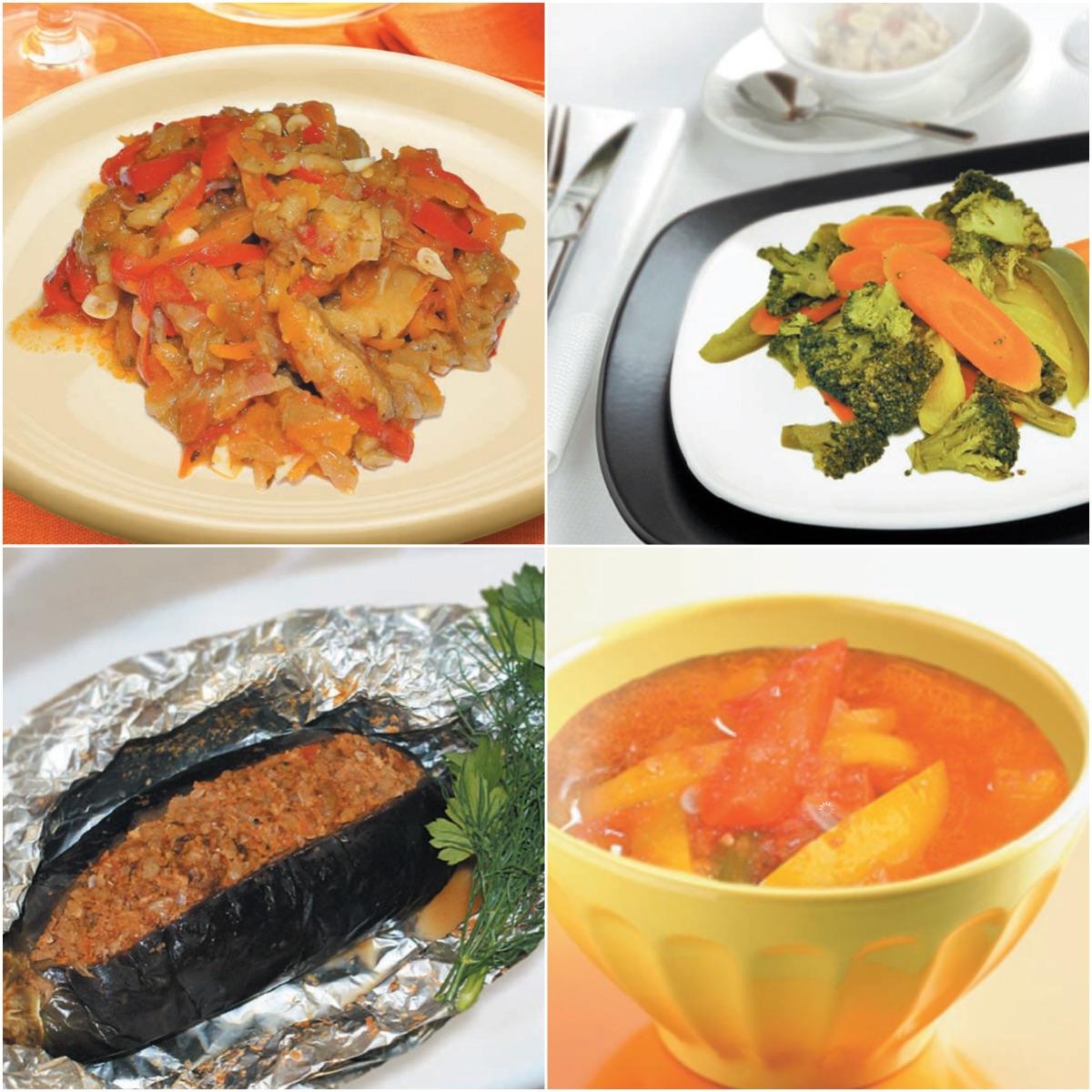 Летнее меню от Redmond: легкие полезные овощные блюда – рецепты