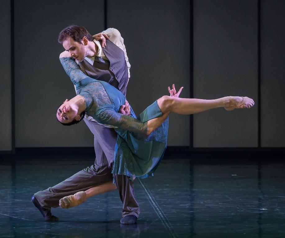 Балет «Роден» – «Обратить застывший в камне миг в поток…»