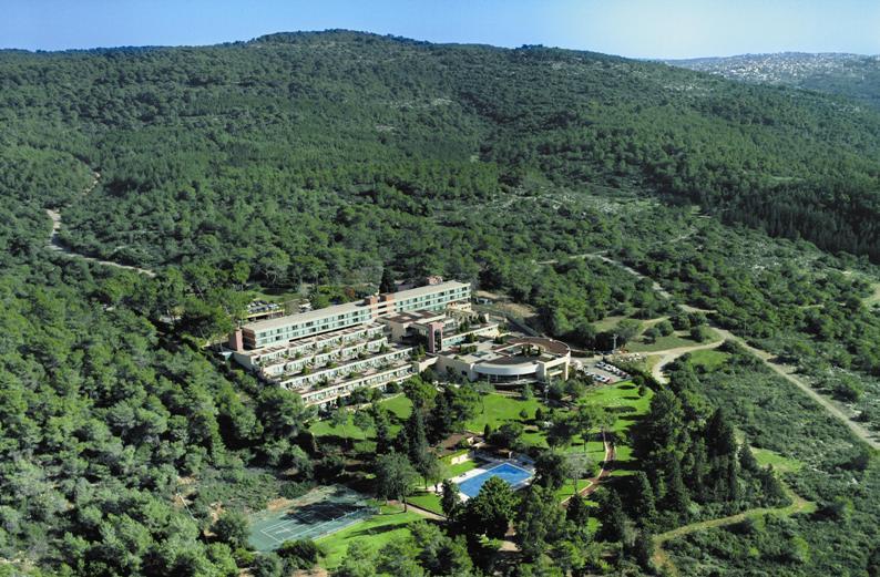 Легендарный SPA- курорт признан лучшим на Ближнем Востоке
