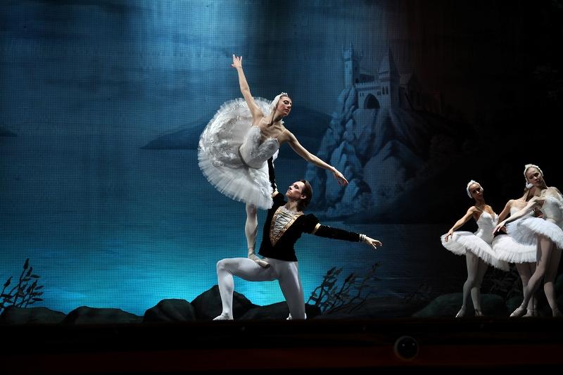 «Русский балет» из Санкт-Петербурга – в сентябре в Израиле