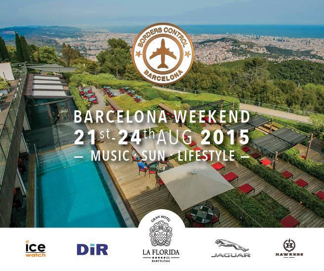 Главное событие лета Luxury-weekend в Барселоне