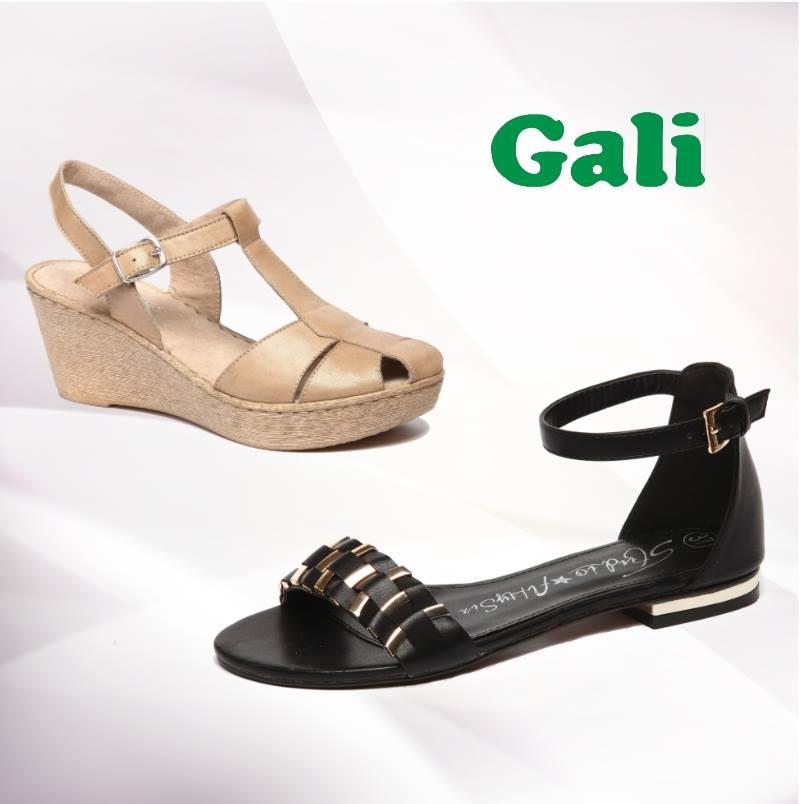 Летняя распродажа в сети магазинов обуви «Gali»