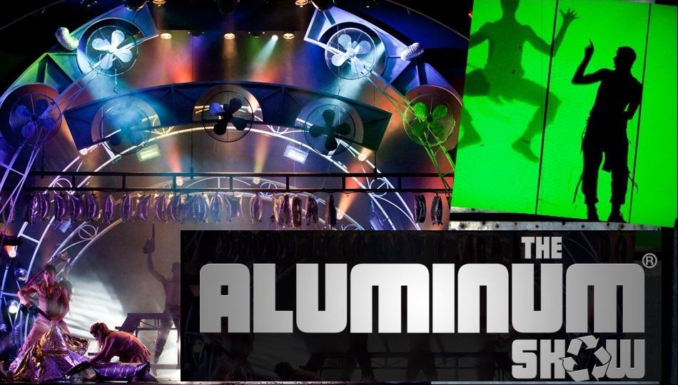 «Алюминиум 2.0» – город из алюминиевых труб и инопланетный разум