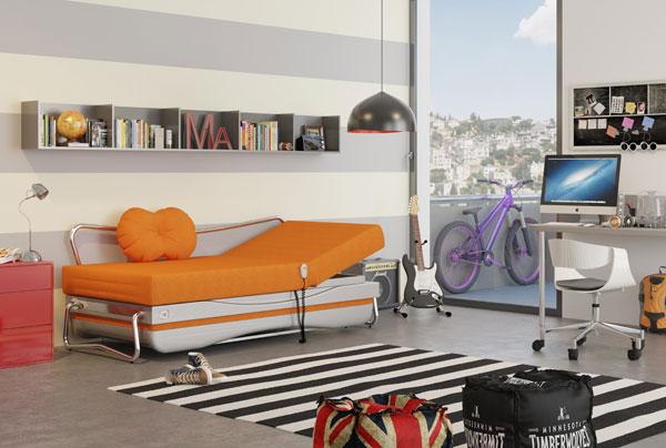 Как выбрать спальную мебель для подростка?