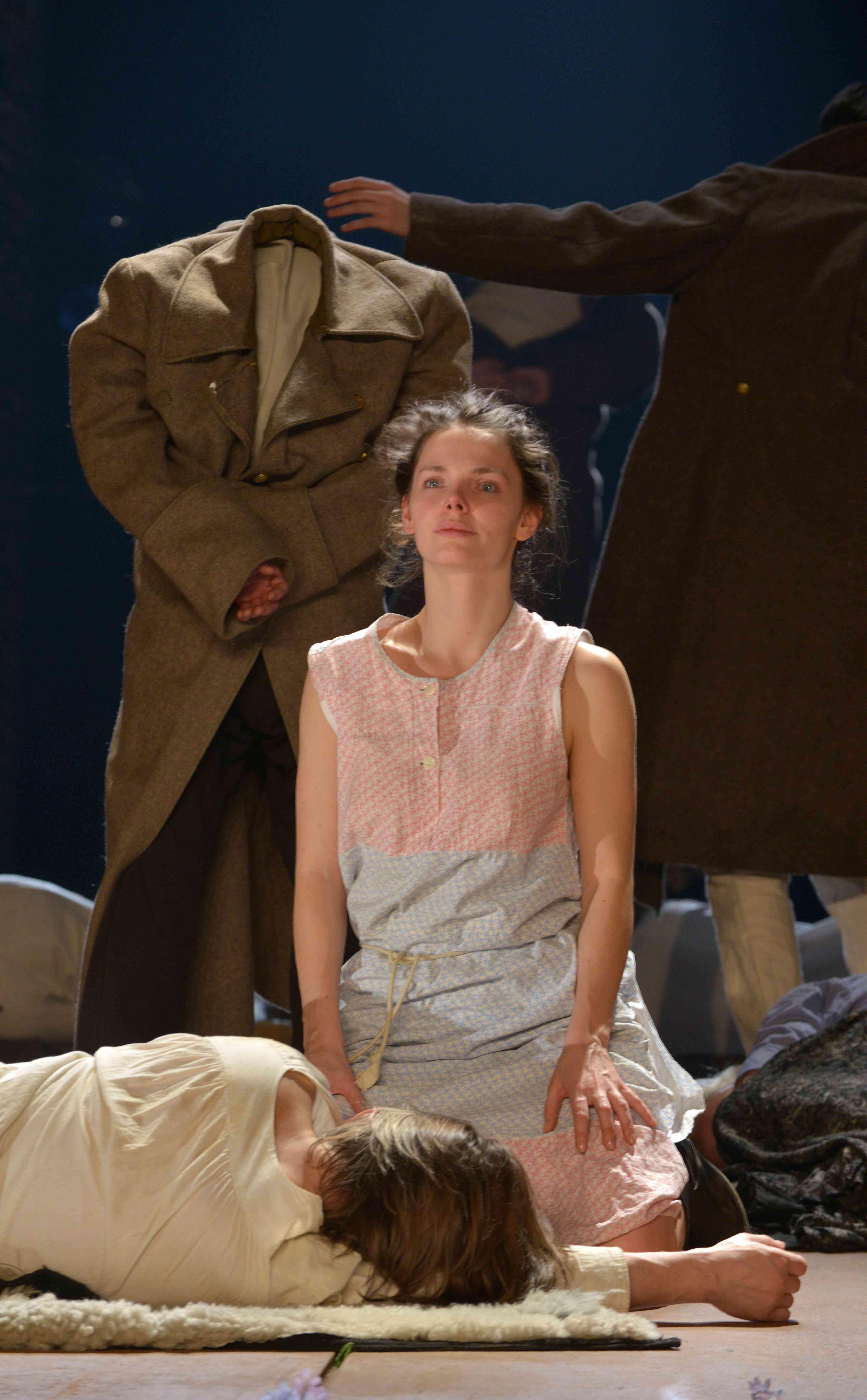 Московский театр представит в Израиле спектакль Камы Гинкаса «Леди Макбет нашего уезда»