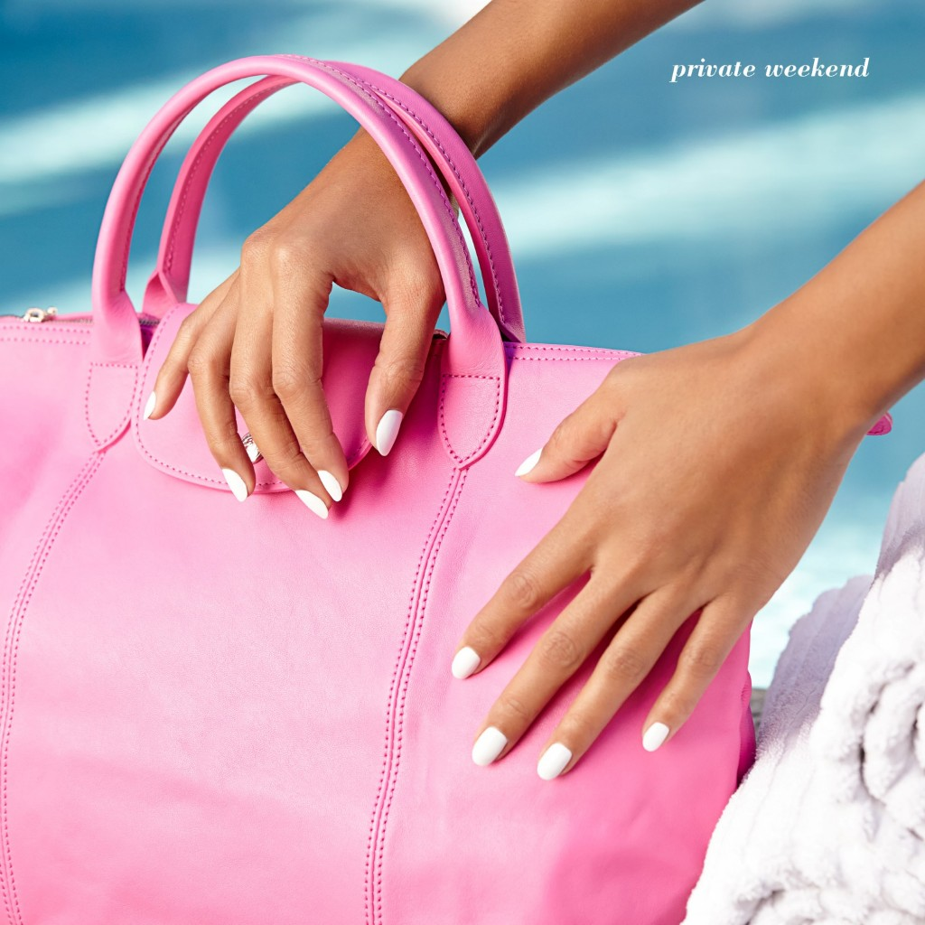 Private Weekend essie professional  56שח  צילום יחצ חול
