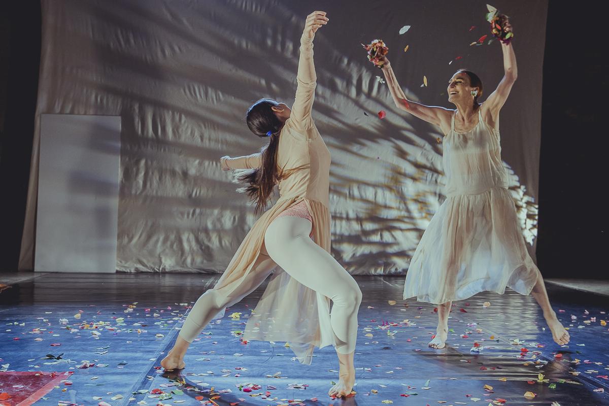 «Записки для Пины Бауш» — диалог для трех танцовщиц