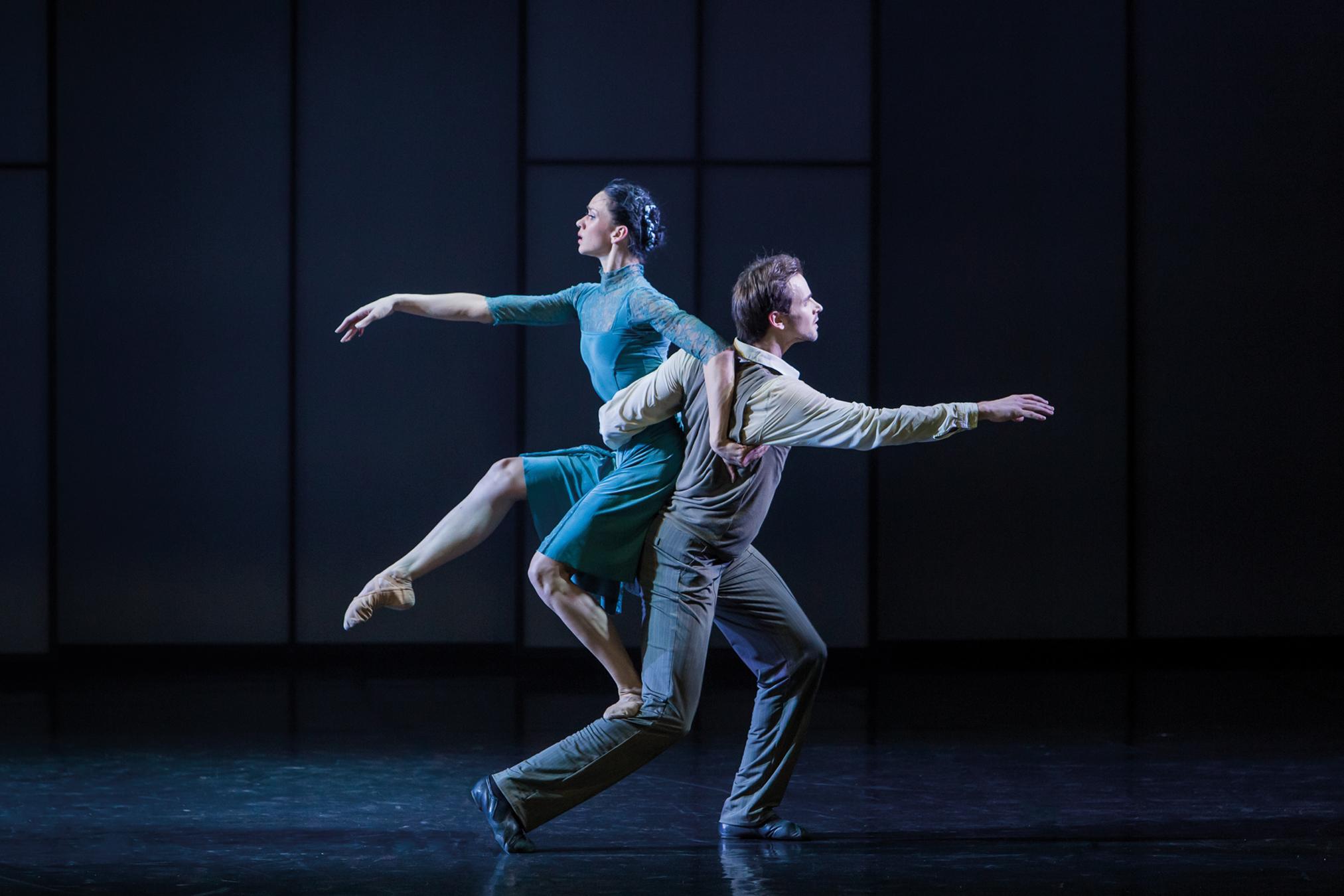 Театр балета Бориса Эйфмана начинает гастроли в Израиле