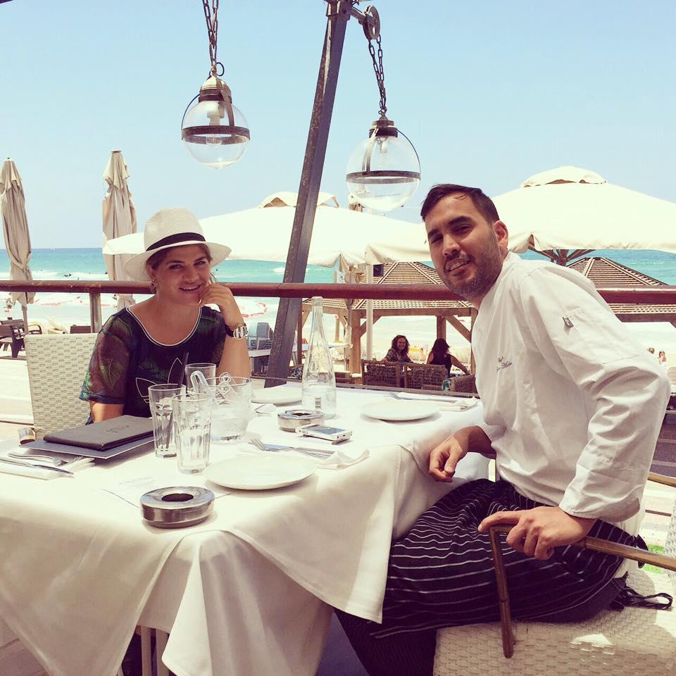 Звезды израильской кулинарии: горячий тандем Джеки Азулай и Хавива Моше