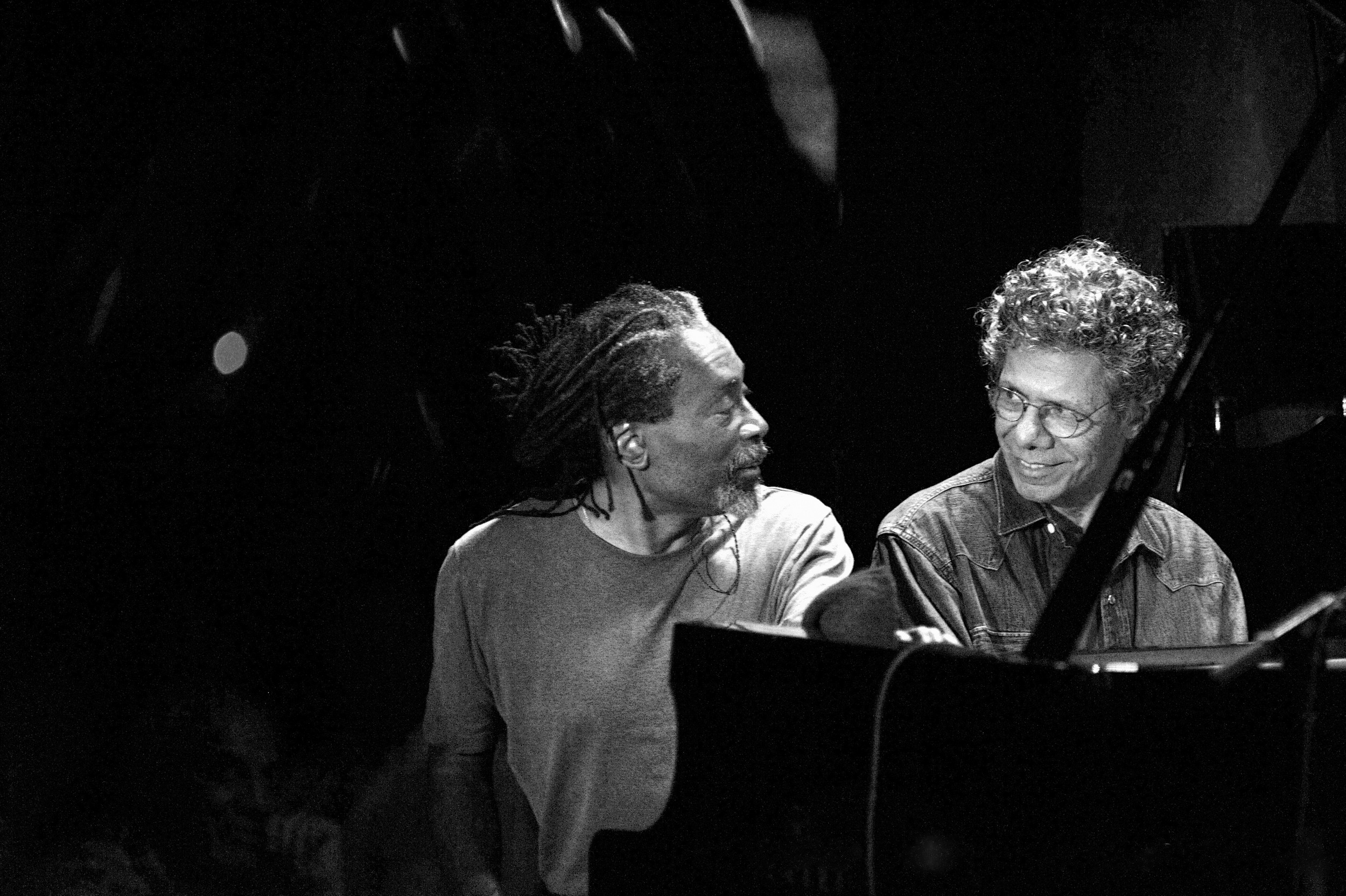 Чик Кориа и Бобби Макферрин – легенды джаза в Израиле