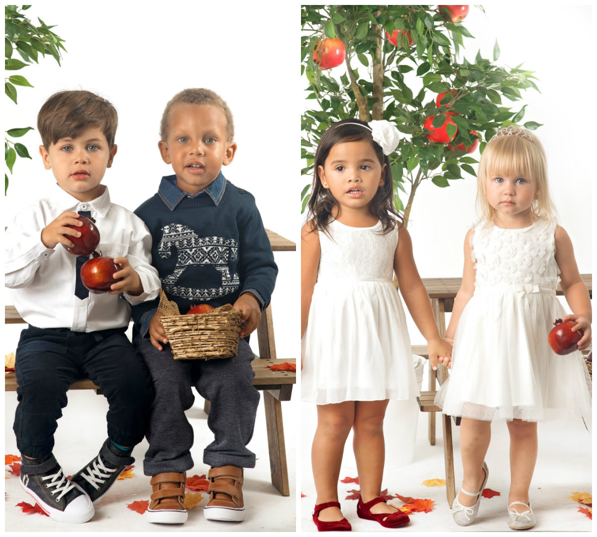 Встречаем праздники с «KIWI Kids & Baby»
