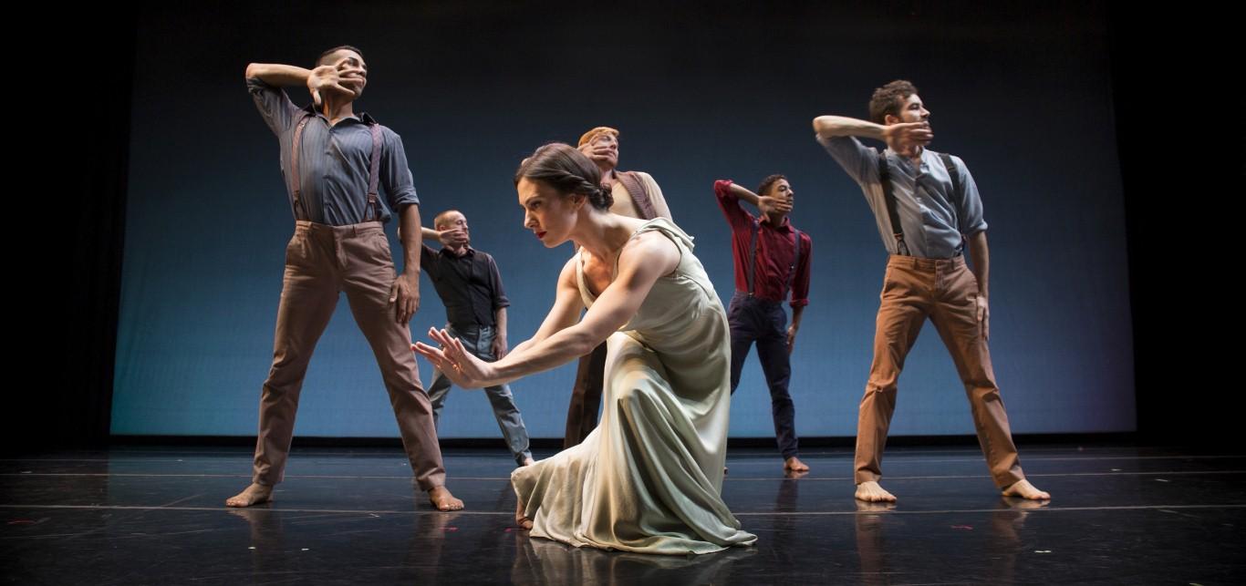 BODYTRAFFIC — танец будущего